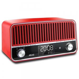 Radio Reloj Despertador Vintage